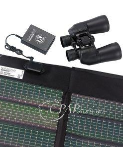 Transcend CPAP Portable Solar Charger, Somnetics
